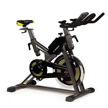 clase de spinning para bajar de peso completable